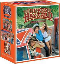 The Dukes of Hazzard Complete Series Collection Seasons 1-7+2 Movies DVD Box Set
