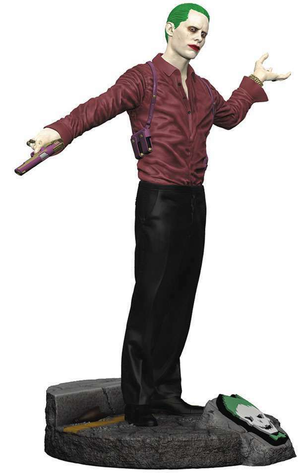 Suicide Suicide Suicide Squad The Joker Finders Keypers 10 Inch Statue brand new rare d37a1c