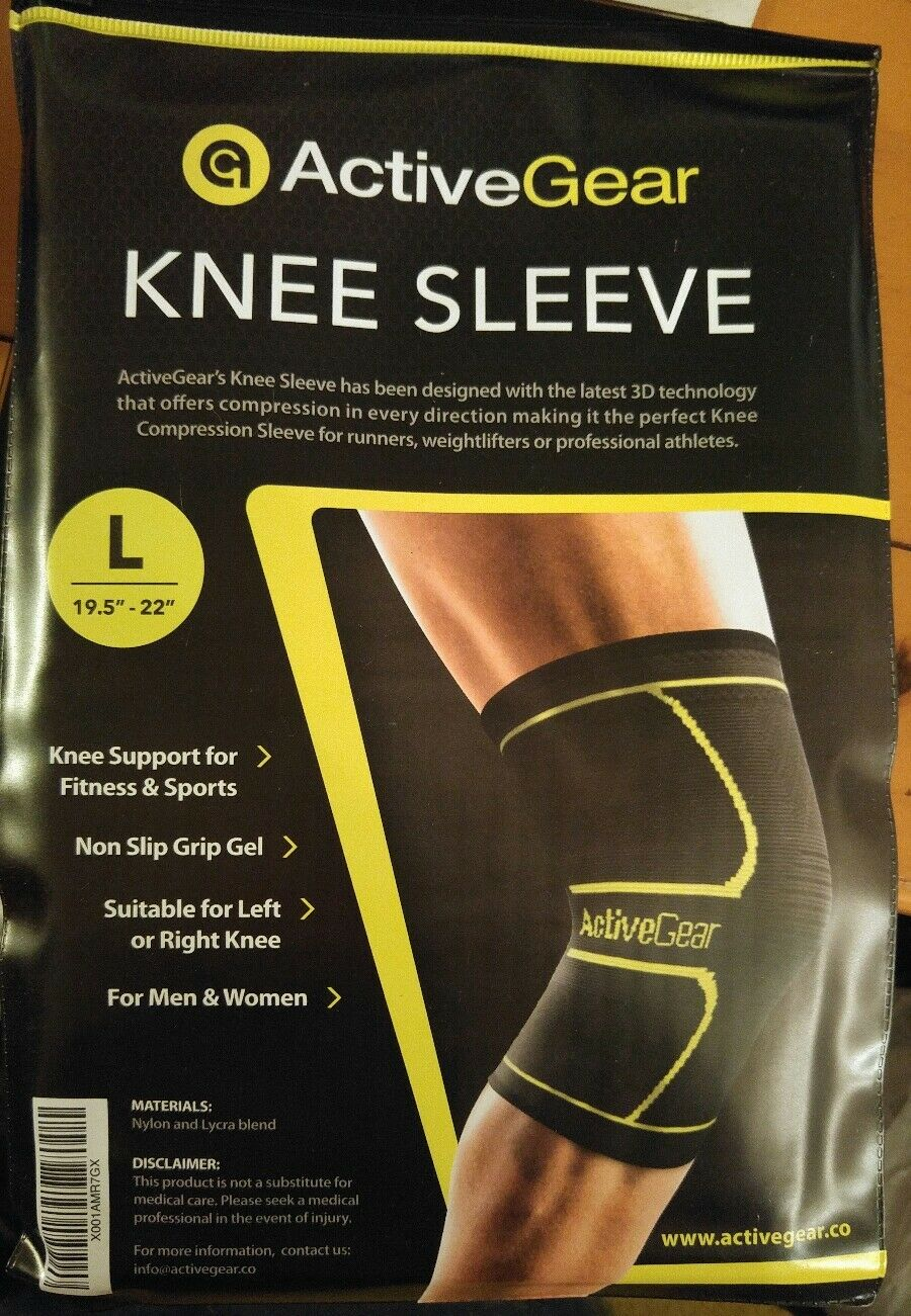 Compression Knee Brace Knee Support For Sports Injury Prevention Joint Pain Rel 1