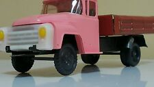 VINTAGE TOY TRUCK ZIL ЗИЛ 60' METAL AND HARD PLASTIC RUSSIA CCCP COMMUNIST ERA