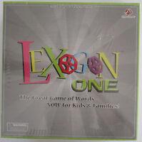 Lexogon One Board Game - Brand