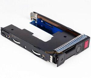 HP-651314-001-LFF-3-5-034-SAS-HDD-Tray-Caddy-w-2-5-034-Adapter-for-DL560-BL465c-DL160