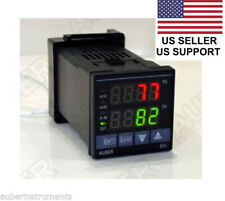 Usb Pid Temperature Controllerwith 32 Ramp Amp 32 Soak Steps Relay Output