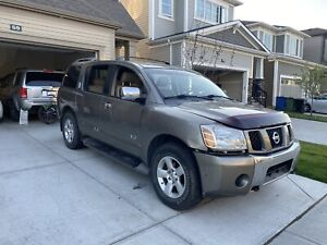 2006 Nissan Armada *Low Kms*