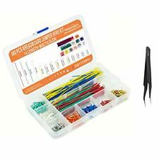 Makeronics 560 Pieces Jumper Wire Kit With 14 Lengths For Breadboard Prototyp