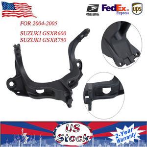 Details about For SUZUKI GSXR600 GSXR750 2004-2005 Front Headlight Fairing  Stay HOT SALE!!