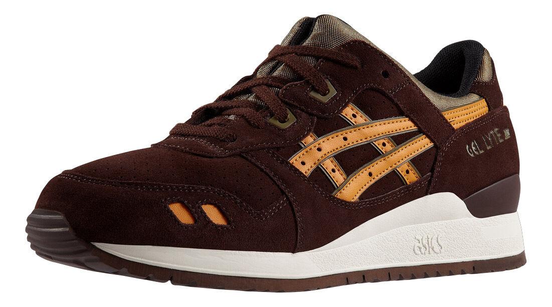 ASICS Gel-Lyte III/tempo libero Scarpe/sneaker retrò/h516l-6286 Scarpe classiche da uomo