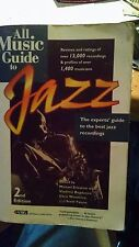 all music guide to jazz;2nd edition,edited by michael erlewine