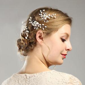 Crystal Rhinestone Bridal Headdress