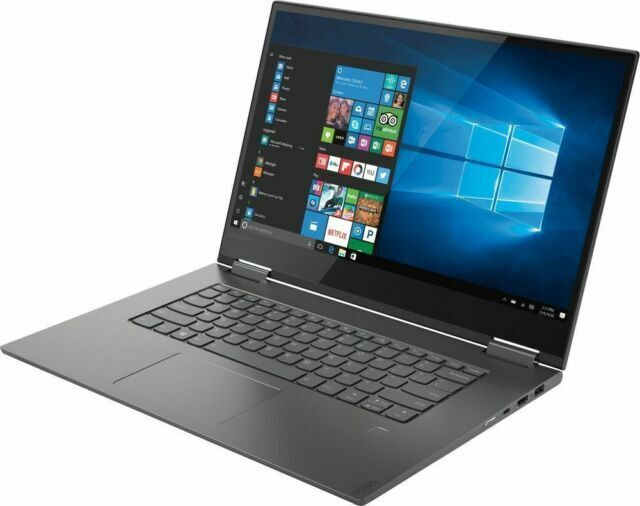 Lenovo Yoga 730 81cu0009us 15 6 Core I7 8gb Ssd Laptop Iron Gray For Sale Online Ebay