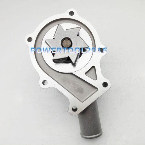 Water Pump for Bobcat Skid Steer S100 Kubota V1505,D1105 D905 60 mm Impeller