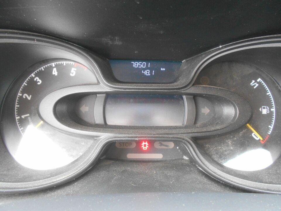 Opel Vivaro 1,6 CDTi 125 Edition L2H1 d Diesel modelår 2017