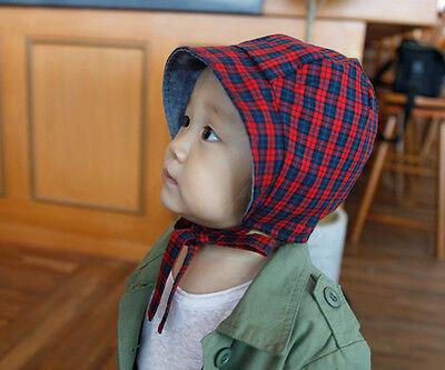 Cute Newborn Baby Cap Hat Bonnet Girl Boy Cotton Infant Toddler Handmade Eb17