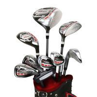Powerbilt Pro Power Men's Package Golf Set Rh And Lh (std Length & +1)