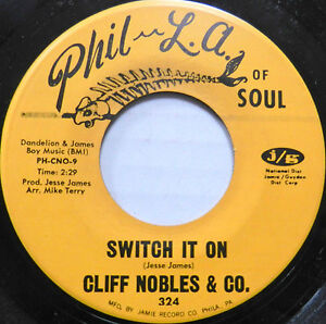 Image result for switch it on phil nobles and co. single images