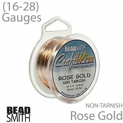 0.64mm Craft Wire 22gauge Vintage Bronze Beadsmith Pro Quality Non Tarnish