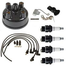 Complete Tune Up Kit Fits Massey Harris Tractor With Autolite Distributor