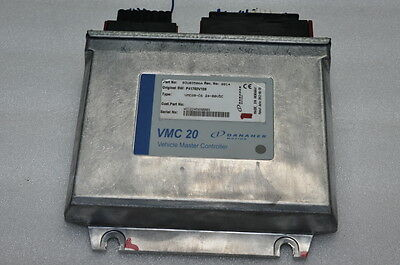 DANAHER MOTION VMC20 VEHICLE MASTER CONTROLLER #411823H P//N:83U03506A USED