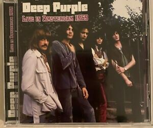 DEEP-PURPLE-034-Live-in-Amsterdam-1969-034-Soundboard-RARE-CD