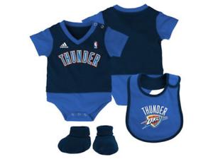 3425e2dbf NBA adidas Infant Lil Jersey 3 Piece Set Creeper