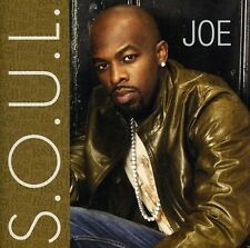S.O.U.L. by Joe (CD, May-2012, Sony Music)