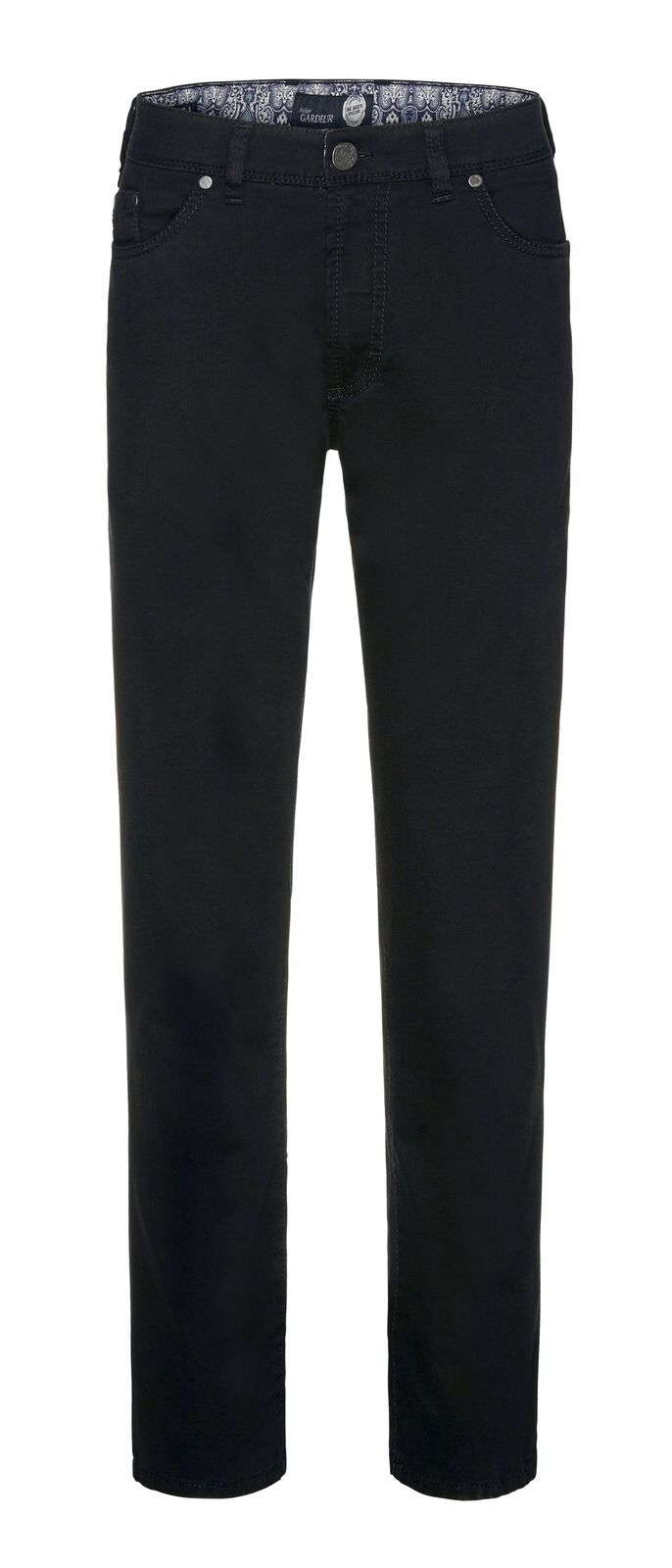 Atelier Gardeur-Regular Fit-Uomo 5 Tasche Pantaloni, Nevio - 8 (411861)