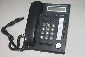 Téléphone Pro De Bureau Panasonic Kx-dt321ne Noir Pour Pabx Tda / De / Ncp