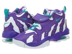 Deion Nike DT 616502 GS 501 PurpleGreen Retro Sanders 96 Air Max RxxBSq