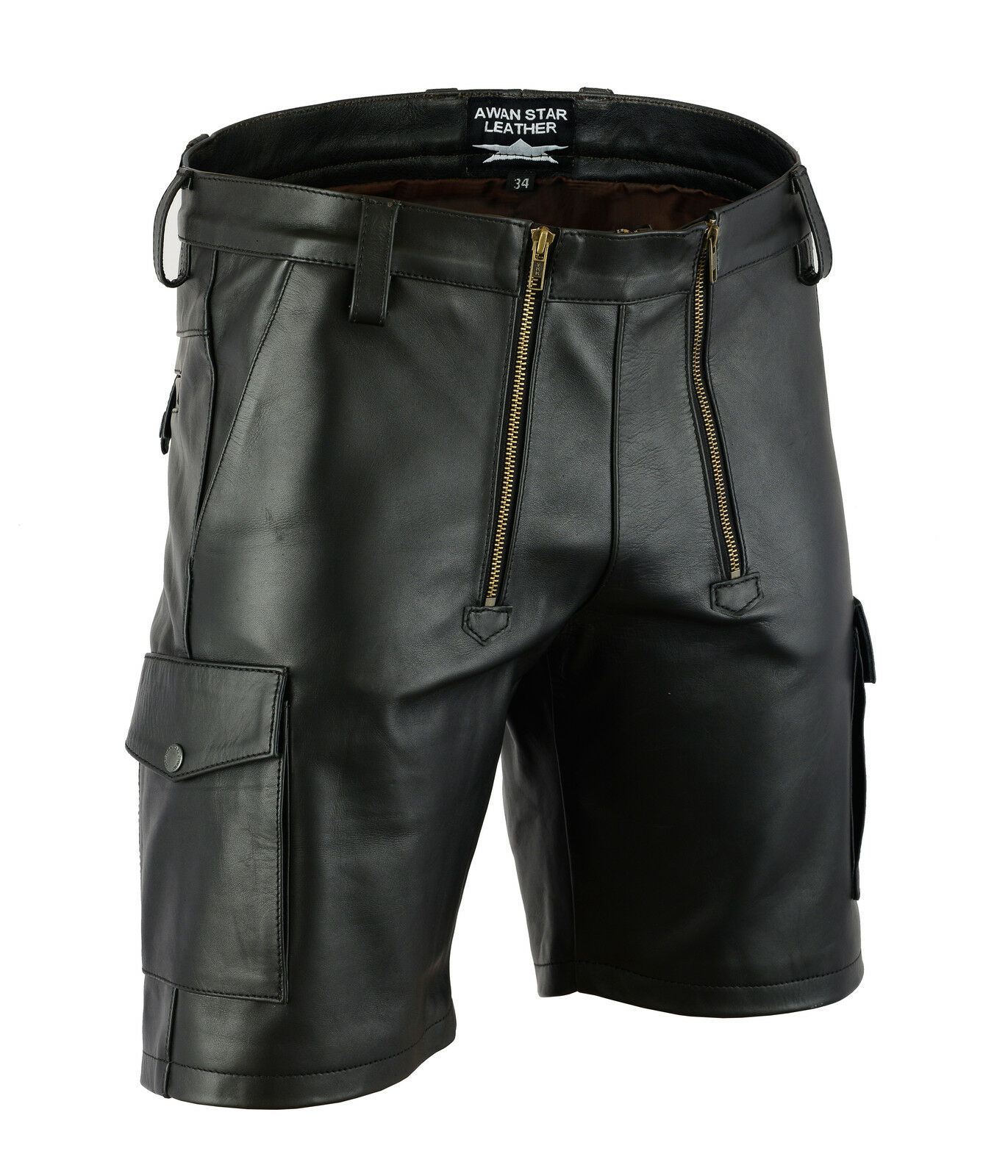 Aw7520 morbida pelle Carpenter Carpenter Carpenter Pantaloncini, Pantaloni corti con tasconi, Zimmermann tubo flessibile, Pantaloni Cargo 9b1ec0
