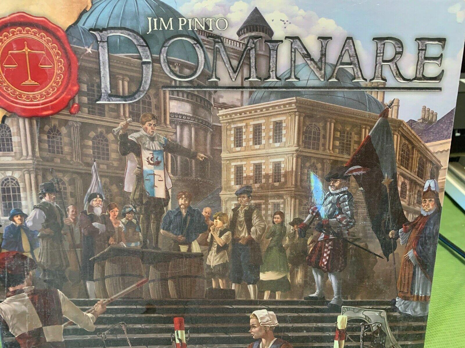Dominare Board Game Game Game - NEW SEALED  Entrega directa y rápida de fábrica
