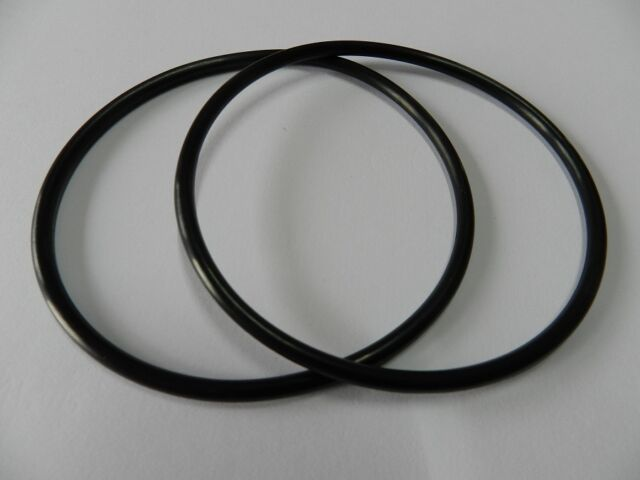 2 SQUARE BELT FOR Tape CD etc 17,5 X 1,0 mm 020053