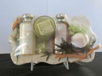 Aromatique grapefruit Fandango Bath Tray Set