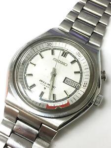 Seiko Bell Matic 4006 6040 Vintage Original Genuine Alarm 17 Jewels Men S Watch Ebay