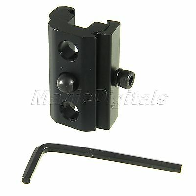 New Sling Swivel Adapter Weaver Picatinny Rail Mount Rifle Gun