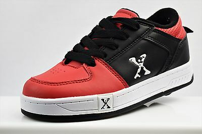 SIDEWALK SPORT STREET BOYS WHEELED TRAINERS BRAND NEW SIZE UK 1 (BZ11)