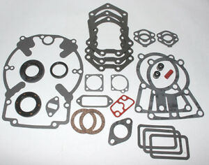 Gasket-set-replaces-Kohler-numbers-52-755-93-S-amp-25-755-37-S-KT17-KT19-M18-M20
