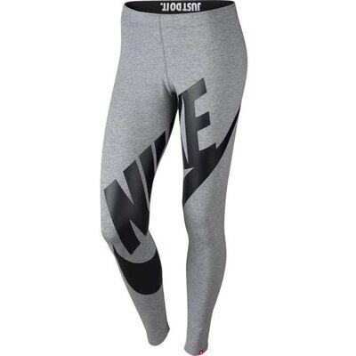 Nike Pro Leg-a-See Club Leggings JDI Rally Printed Black NWT Cotton Spandex
