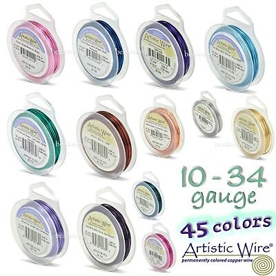 1//4-Pound Artistic Wire 28-Gauge Tarnish Resistant Silver Wire