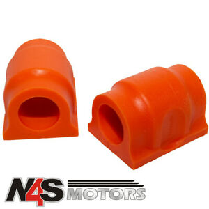 Land-Rover-Discovery-3-Frente-Anti-Roll-Bar-Abrazadera-Kit-Polybush-parte-LR015339PY