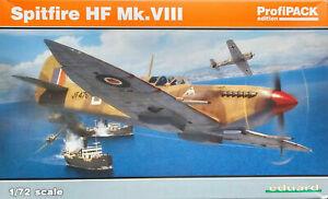 Eduard-1-72-Echelle-Supermarine-Spitfire-HF-Mk-viii-Profipack-Edition-Edk70129