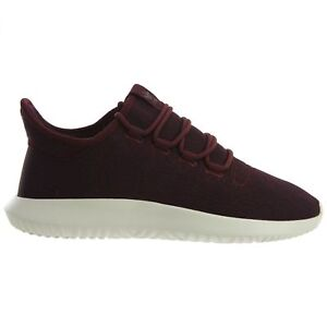 designer fashion 3fcc1 72dff Details about Adidas Tubular Shadow Womens CQ2461 Maroon Stretchy Dupont  Kevlar Shoes Size 7