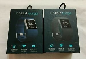 Fitbit Surge Fitness Superwatch Black Large//Small