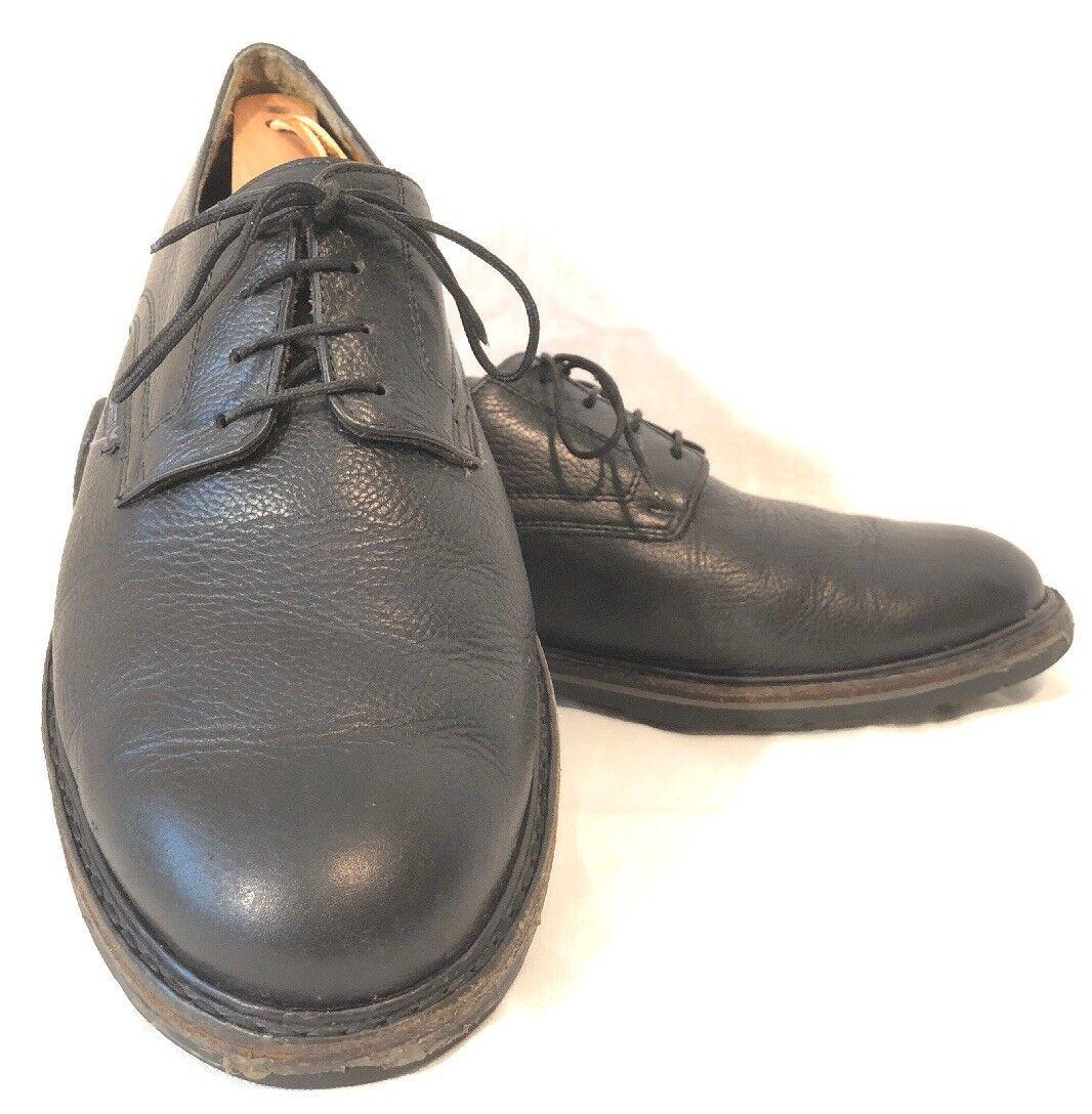 Mephisto Oxfords de hombres Cuero Negro Para hombres de Zapatos Talla EE. UU. 10.5 7 837042464 421860