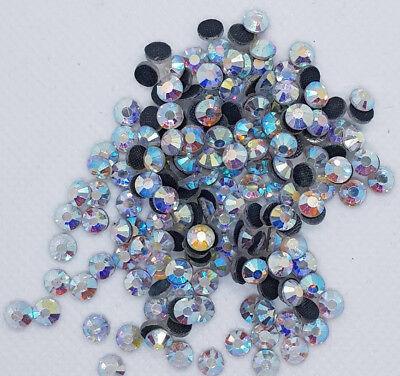 1000 Hotfix Strasssteine *Cobalt//Blau* Super Qualität SS16~3,8-4mm