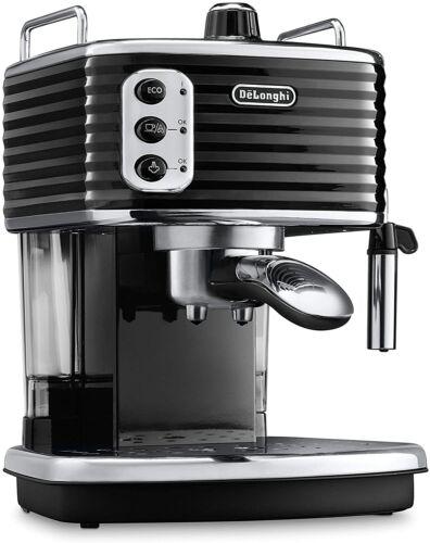 De'Longhi Scultura Espresso Machine Coffee Maker Jug Kettle and 4-Slide Toaster