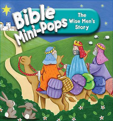 1 of 1 - The Wise Men's Story (Bible Mini-Pops), Karen Williamson, Very Good Book