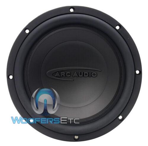 "ARC10D4V3  ARC AUDIO 10/"" CAR SUB 500W DUAL 4-OHM BASS SUBWOOFER SPEAKER NEW"