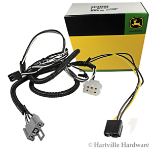 john deere original equipment wiring harness gy21127 ebay. Black Bedroom Furniture Sets. Home Design Ideas