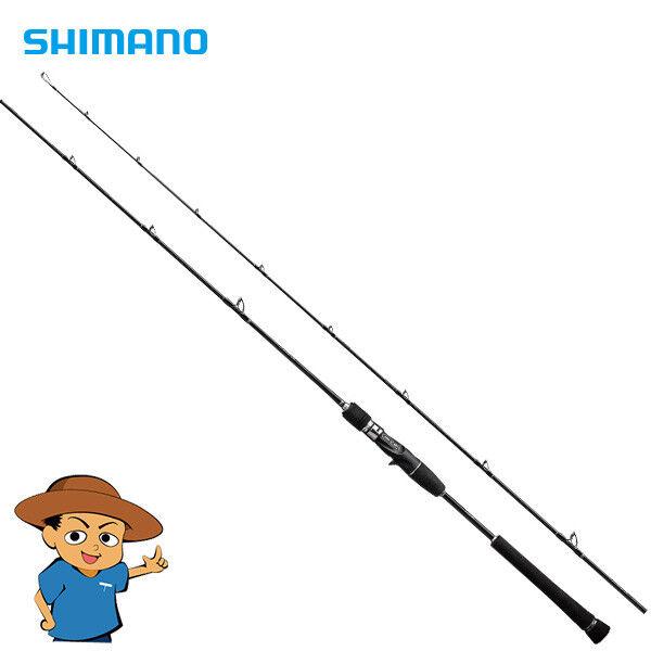 Shimano OCEA JIGGER BAIT B60-3 6' jigging fishing baitcasting rod from JAPAN