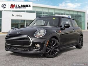 2016 MINI Cooper One Owner, Push to Start, Bluetooth